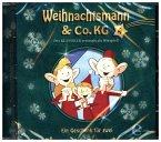 Weihnachtsmann & Co. KG - Ein Geschenk für zwei, 1 Audio-CD