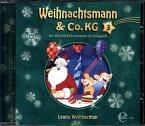 Weihnachtsmann & Co. KG - Leons Weihnachten, 1 Audio-CD