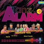 KiKA Tanzalarm, 1 Audio-CD