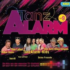 KiKA Tanzalarm, 1 Audio-CD - Various