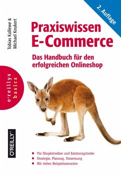 Praxiswissen E-Commerce (eBook, ePUB) - Kollewe, Tobias; Keukert, Michael