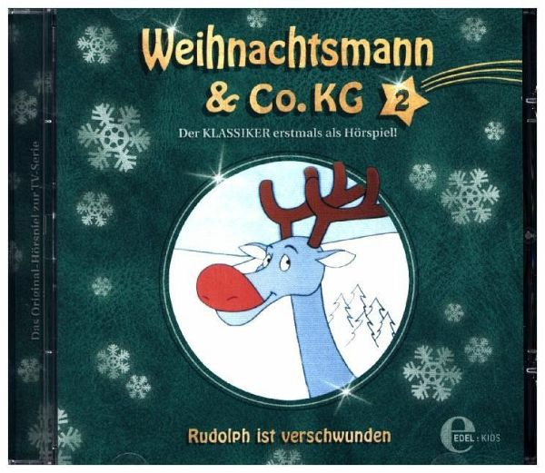 weihnachtsmann co kg rudolph ist verschwunden 1. Black Bedroom Furniture Sets. Home Design Ideas