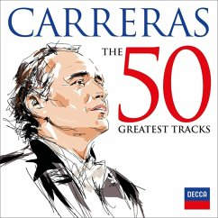 Jose Carreras-The 50 Greatest Tracks