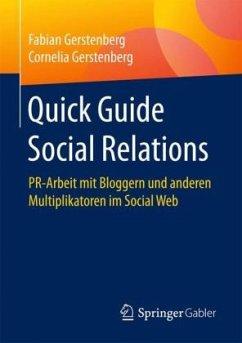 Quickguide Social Relations