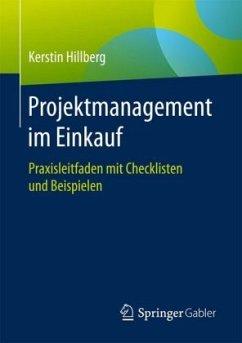Projektmanagement im Einkauf - Hillberg, Kerstin