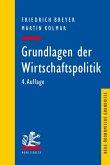 Grundlagen der Wirtschaftspolitik (eBook, PDF)