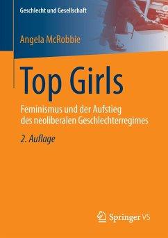 Top Girls - McRobbie, Angela