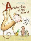 Das Alphabet fängt mit den Affen an