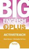 Big English Plus 3 Active Teach, CD-ROM