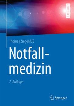 Notfallmedizin - Ziegenfuß, Thomas