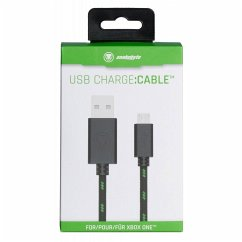 Snakebyte Xbox One Usb Charge:Cable (3m Meshcable)