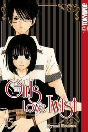 Buch-Reihe Girls Love Twist