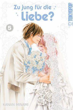 Buch-Reihe Zu jung für die Liebe?