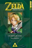 Ocarina of Time / The Legend of Zelda - Perfect Edition Bd.1