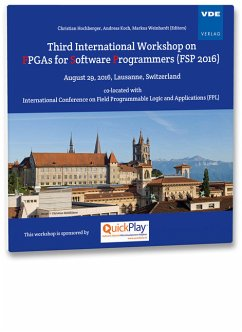 Third International Workshop on FPGAs for Software Programmers (FSP 2016), CD-ROM