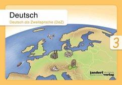 Deutsch 3 (DaZ) - Wachendorf, Anja; Wachendorf, Peter