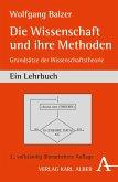 Die Wissenschaft und ihre Methoden (eBook, PDF)