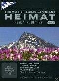 Heimat 46° 48° N - Chiemsee, Chiemgau, Alpenland, Vol. 2