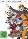 Naruto Shippuden - The Movie 3 : Die Erben des Willens des Feuers Mediabook