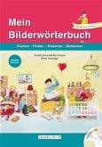 Mein Bilderwörterbuch, Deutsch - Persisch, m. Audio-CD