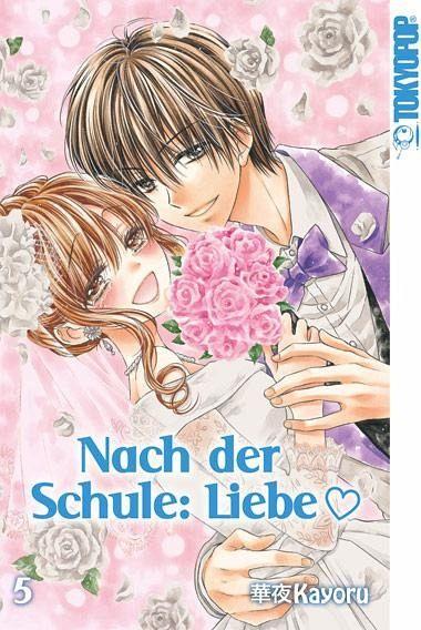 Buch-Reihe Nach der Schule: Liebe