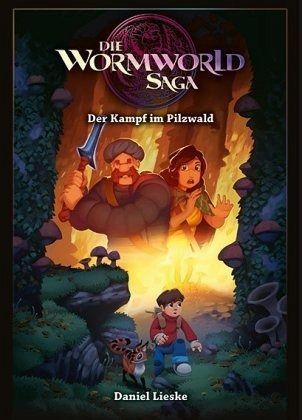 Buch-Reihe Wormworld Saga