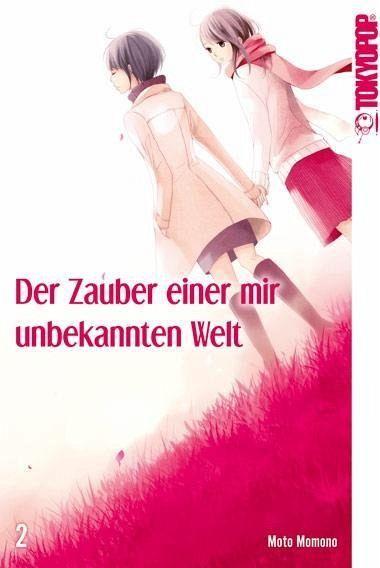 Buch-Reihe Der Zauber einer mir unbekannten Welt