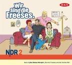 Wir sind die Freeses, 3 Audio-CDs