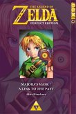 Majoras Mask / A Link to the Past / The Legend of Zelda - Perfect Edition Bd.3