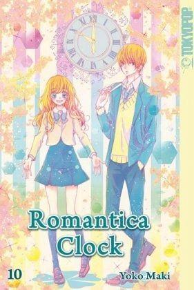 Buch-Reihe Romantica Clock