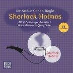 Sherlock Holmes • Sämtliche 56 Erzählungen (MP3-Download)