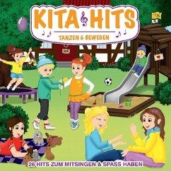 Die Kita-Hits: Tanzen & Bewegen, 1 Audio-CD - Various