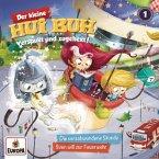 Die verschwundene Stunde & Sven will zur Feuerwehr / Der kleine Hui Buh - Verspukt und zugehext! Bd.1 (1 Audio-CD)