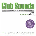 Club Sounds. Vol.79, 3 Audio-CDs