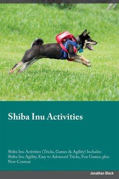 Shiba Inu Activities Shiba Inu Activities (Tric...