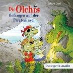 Die Olchis. Gefangen auf der Pirateninsel (MP3-Download)