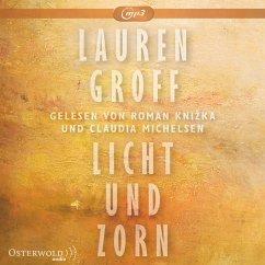 Licht und Zorn (MP3-Download) - Groff, Lauren