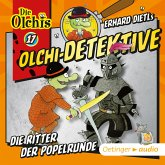 Die Ritter der Popelrunde / Olchi-Detektive Bd.17 (MP3-Download)
