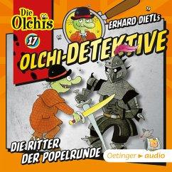 Die Ritter der Popelrunde / Olchi-Detektive Bd.17 (MP3-Download) - Dietl, Erhard; Iland-Olschewski, Barbara