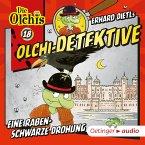 Eine rabenschwarze Drohung / Olchi-Detektive Bd.18 (MP3-Download)