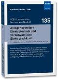 Anlagenbetreiber Elektrotechnik und verantwortliche Elektrofachkraft
