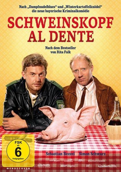 Schweinskopf al dente - Sebastian Bezzel/Simon Schwarz