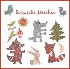 Russische Märchen, 2 Audio-CD