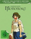 Prinzessin Mononoke (Limited Collector's Edition, Blu-ray + DVD)