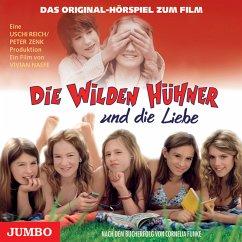 Die wilden Hühner und die Liebe / Die Wilden Hühner Bd.5 (MP3-Download) - Funke, Cornelia