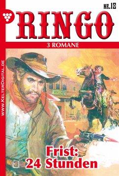 Ringo 3 Romane Nr. 10 - Western (eBook, ePUB)
