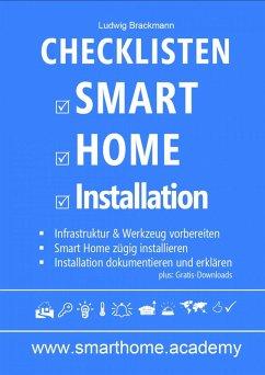 Checklisten Smart Home Installation (eBook, ePUB) - Brackmann, Ludwig