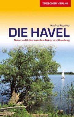 Reiseführer Havel - Reschke, Manfred
