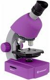 Bresser Junior Mikroskop 40x-640x Lila