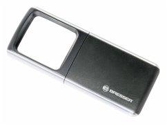 Bresser 3x 35x50mm LED Pop-Up-Lupe